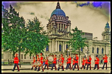 Belfast city hall 2008