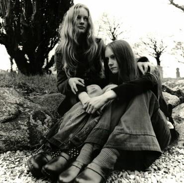 Hippies, Killiney, 1972