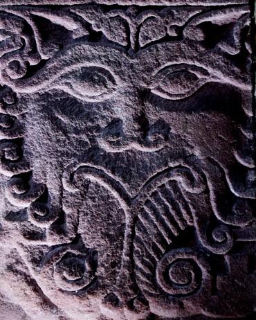 Romanesque devil, St. Marys, Tuam